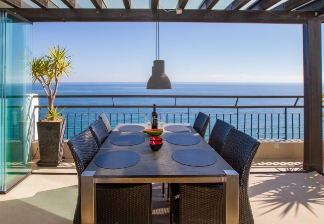in Torrox Costa - 236 Penthouse Calaceite Blanco