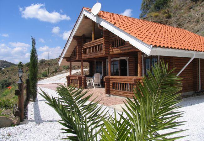 Villa/Dettached house in Torrox - 103 Casa Taiga