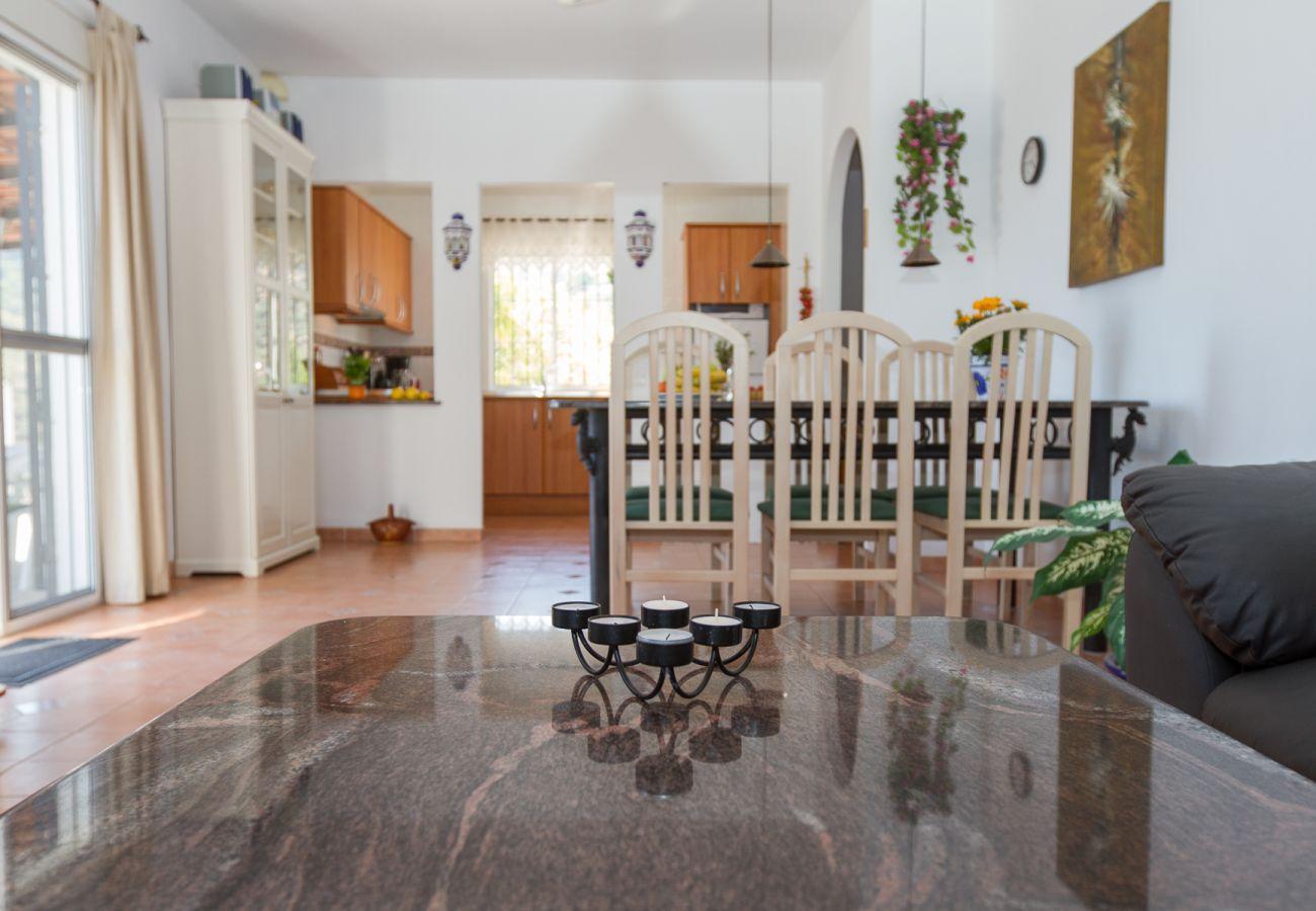 Villa in Torrox - Casa Lavanda - Lovely 4 bedroom Country house in Torrox