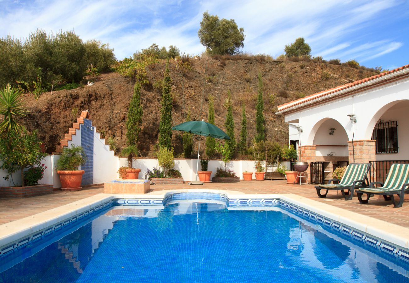Villa in Archez - Casa Bella Vista - Family Country House in Archez