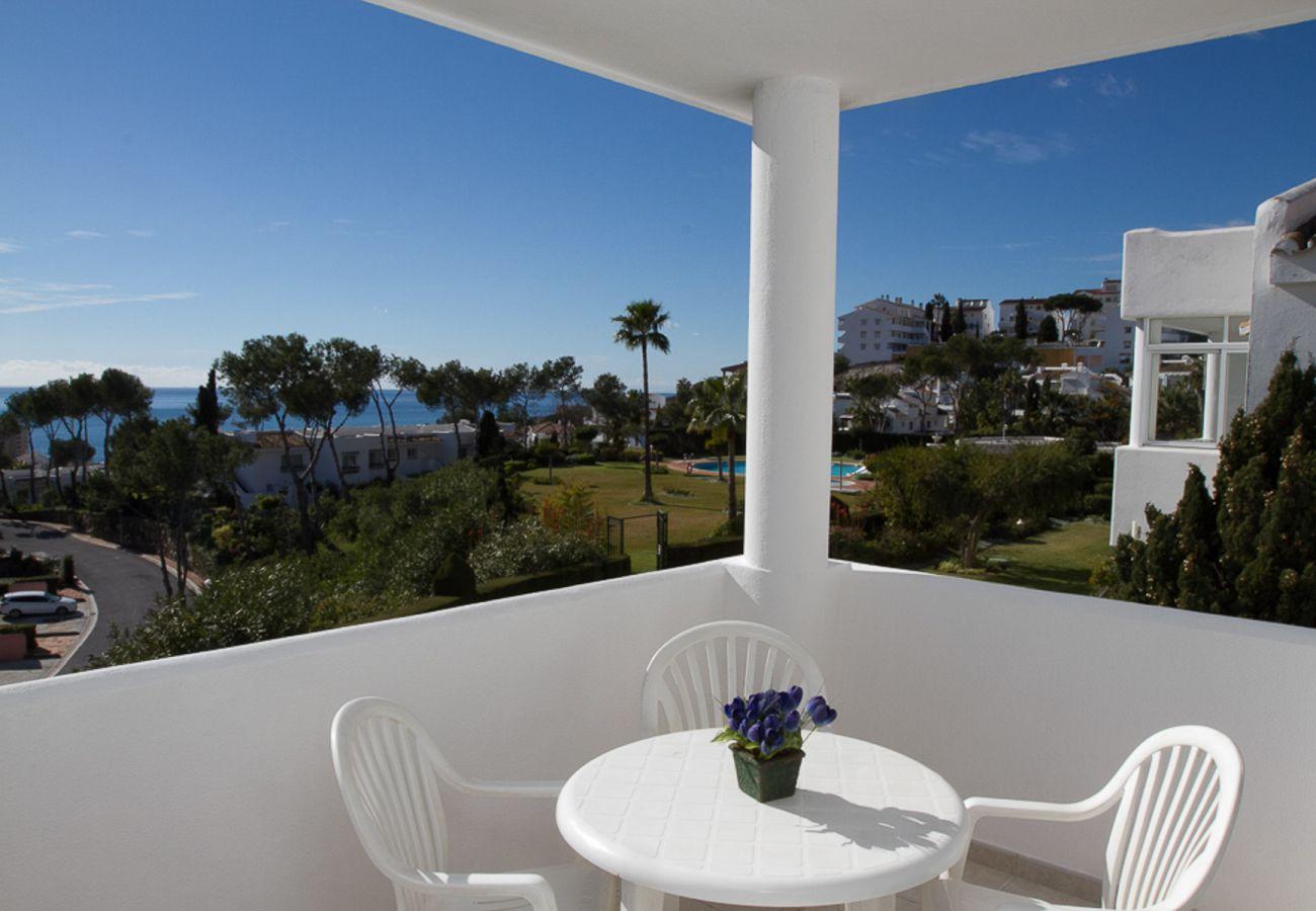 Apartment in Mijas Costa - Miraflores - 2 bedroom apartment with terrace