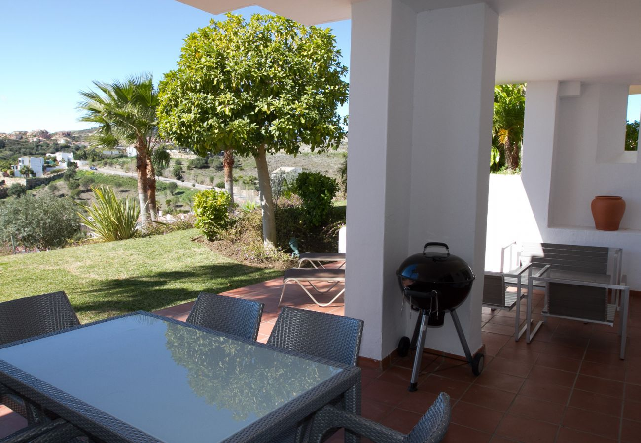 Apartment in Benahavís - Jardin del Marques