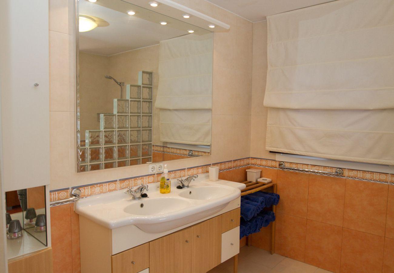Villa in Benalmadena - Casa Pamela, 2-in-1 villa with 2 private swimming pools