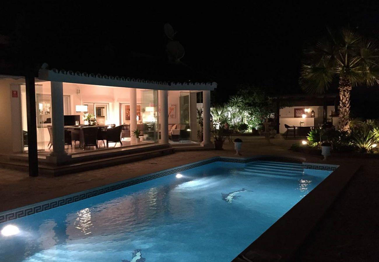 Villa in Mijas Costa - Azalea Main House