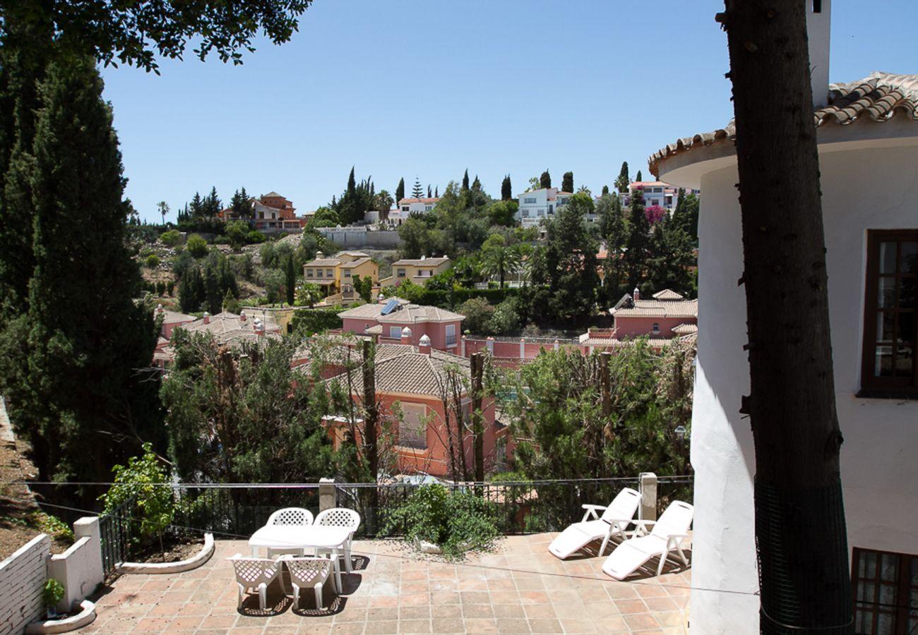 Villa in Fuengirola - Casa Jazmines - Large family villa near Fuengirola Malaga