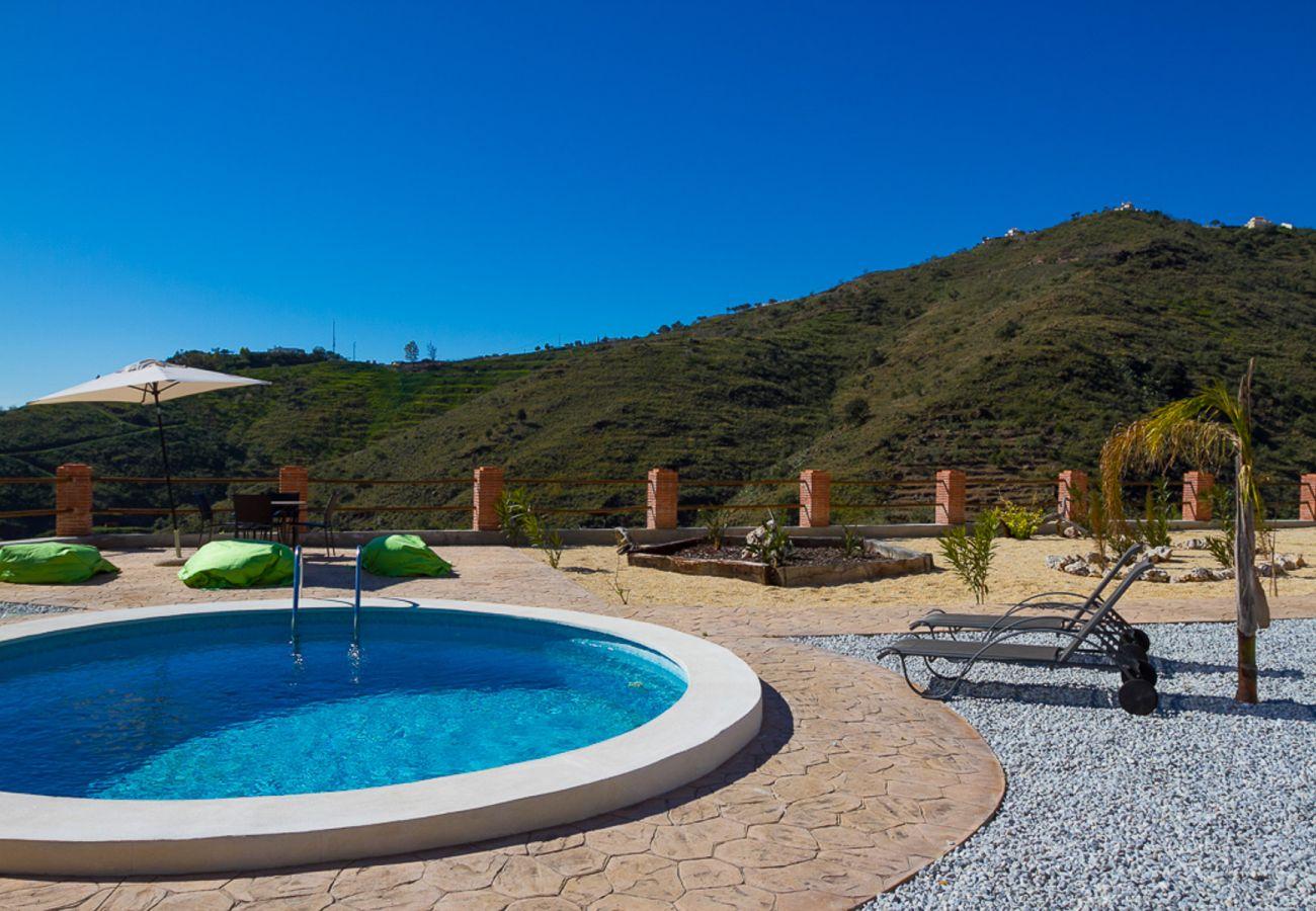 Villa in Algarrobo - Casa Ventura - Country house outside Malaga