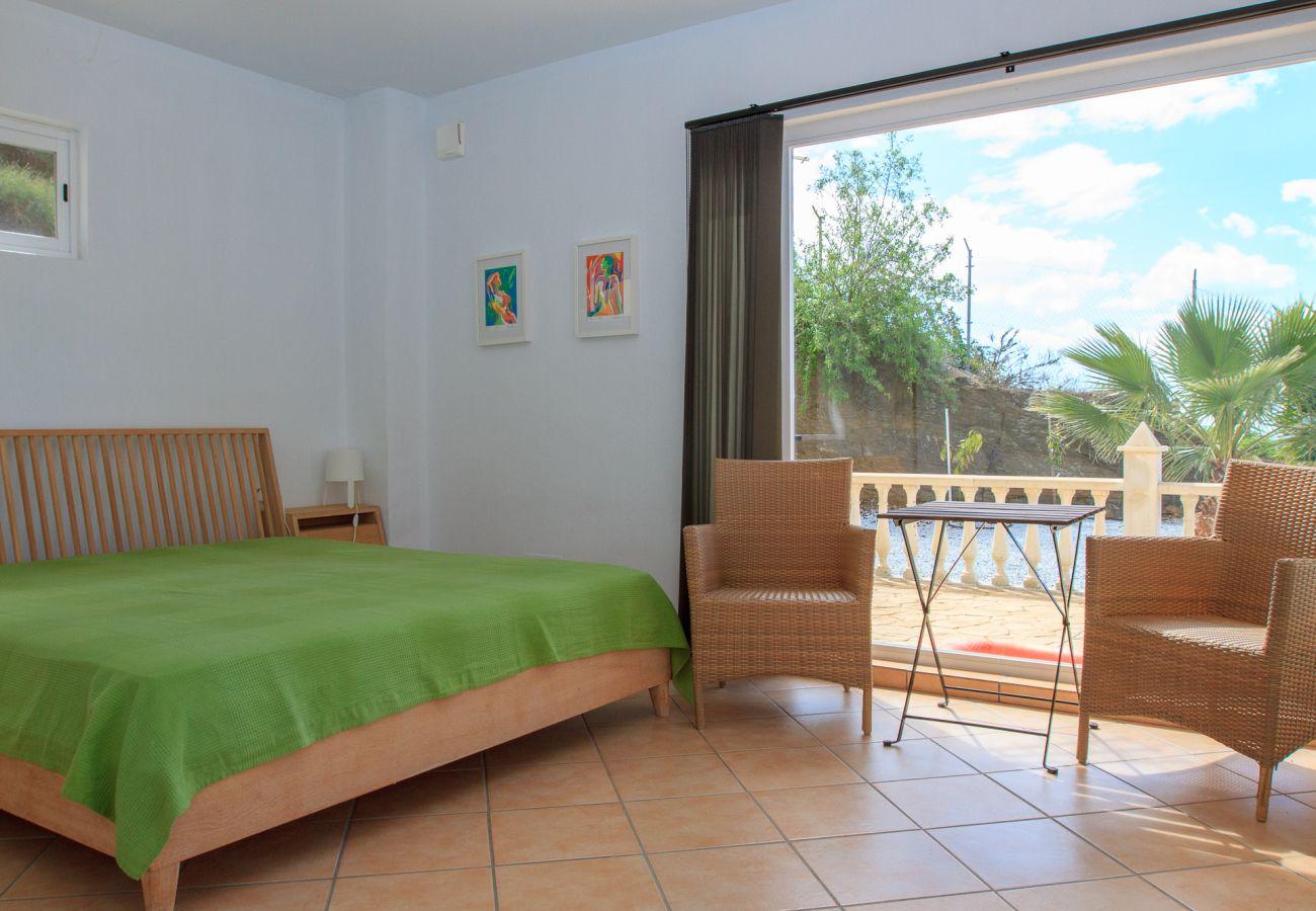 Villa in Algarrobo - Casa Turbolina - Large Country House with Private Pool