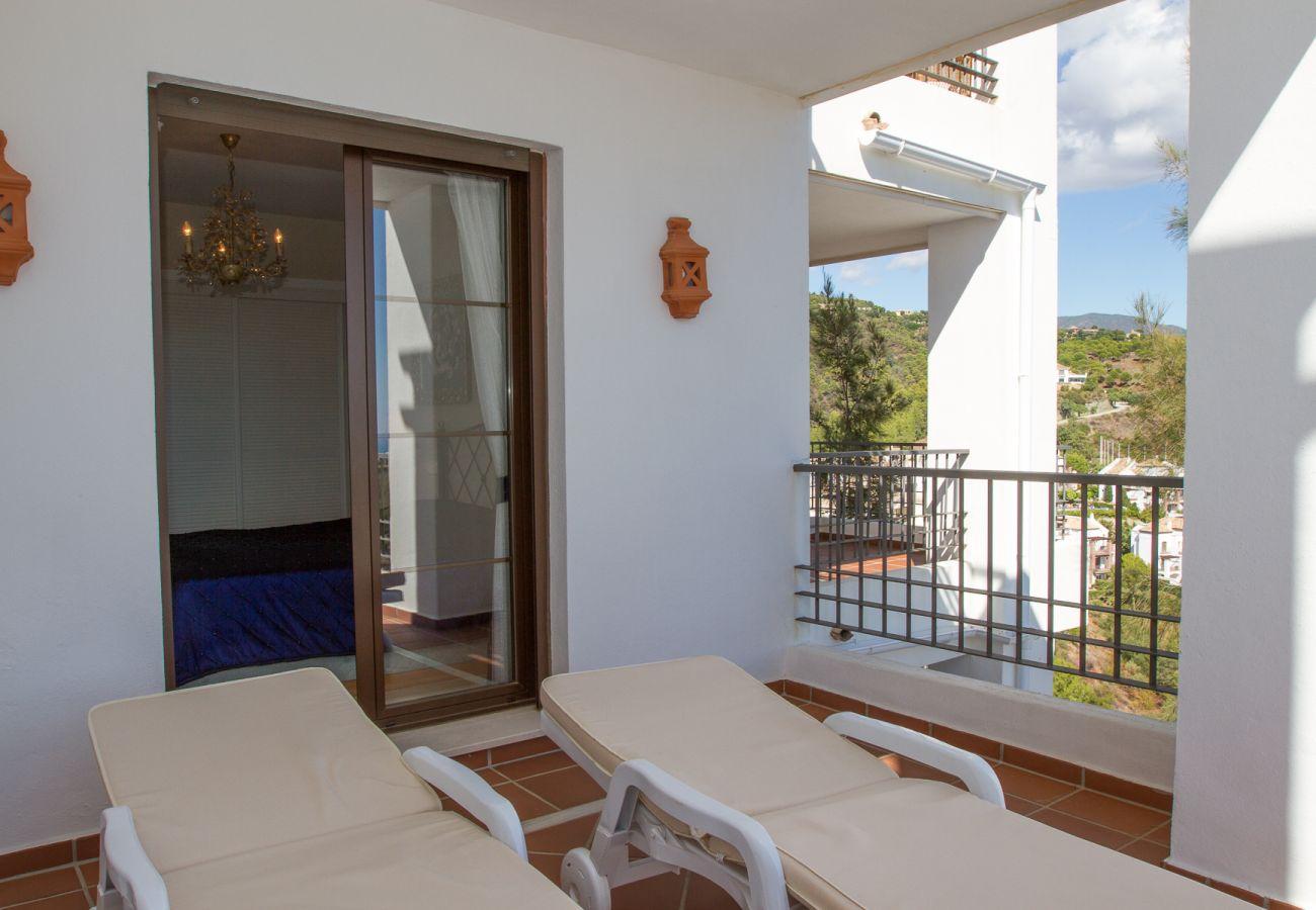Apartment in Benahavís - Las Terrazas Marbella - Exclusive 3 bedroom apartment