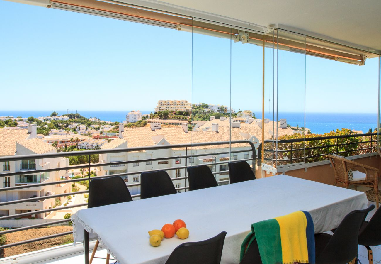 Apartment in Mijas Costa - Penthouse Miraflores Alto