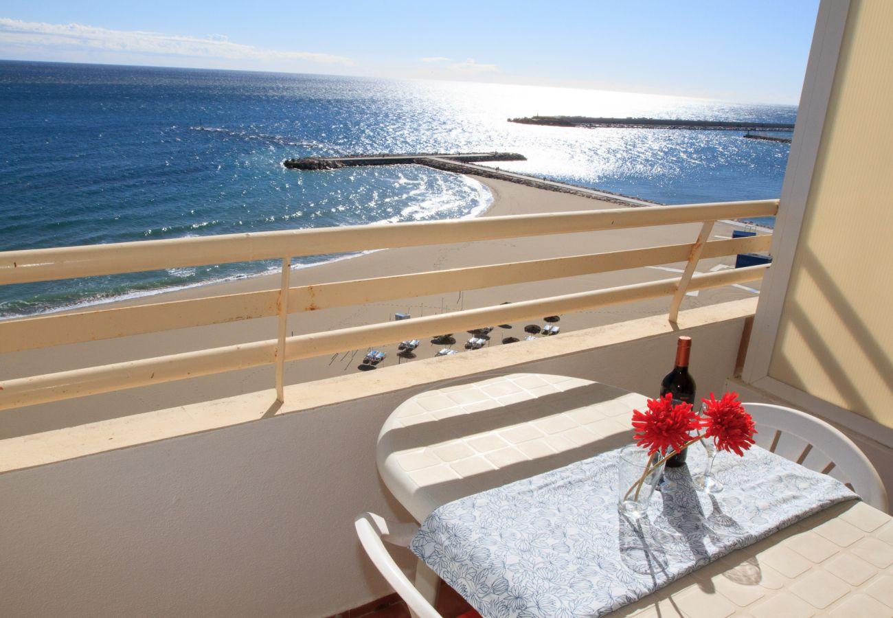 Studio in Fuengirola - Stella Maris - Front line beach apartment