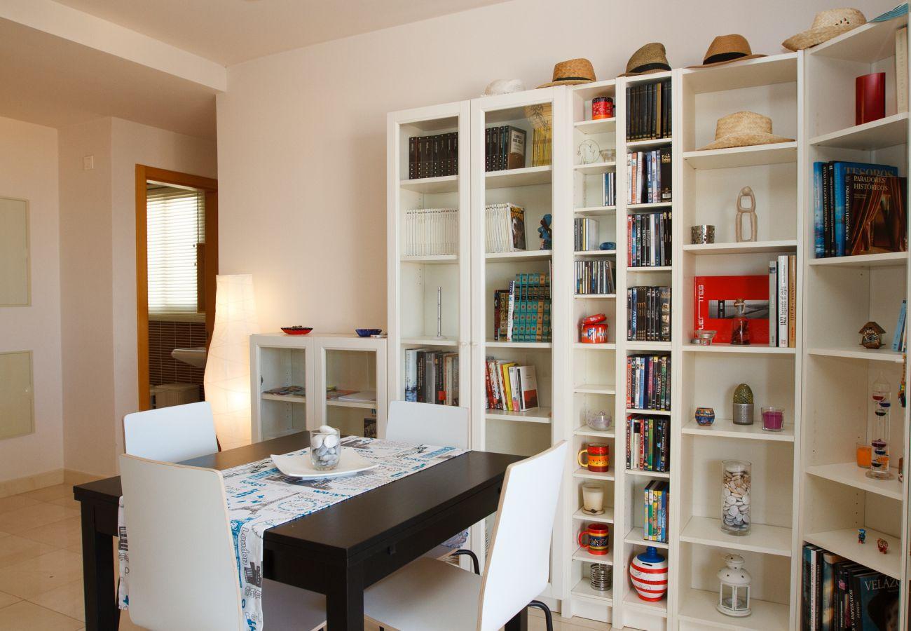 Apartment in Algarrobo - Penthouse Ana - walking distance to beach and restaurants