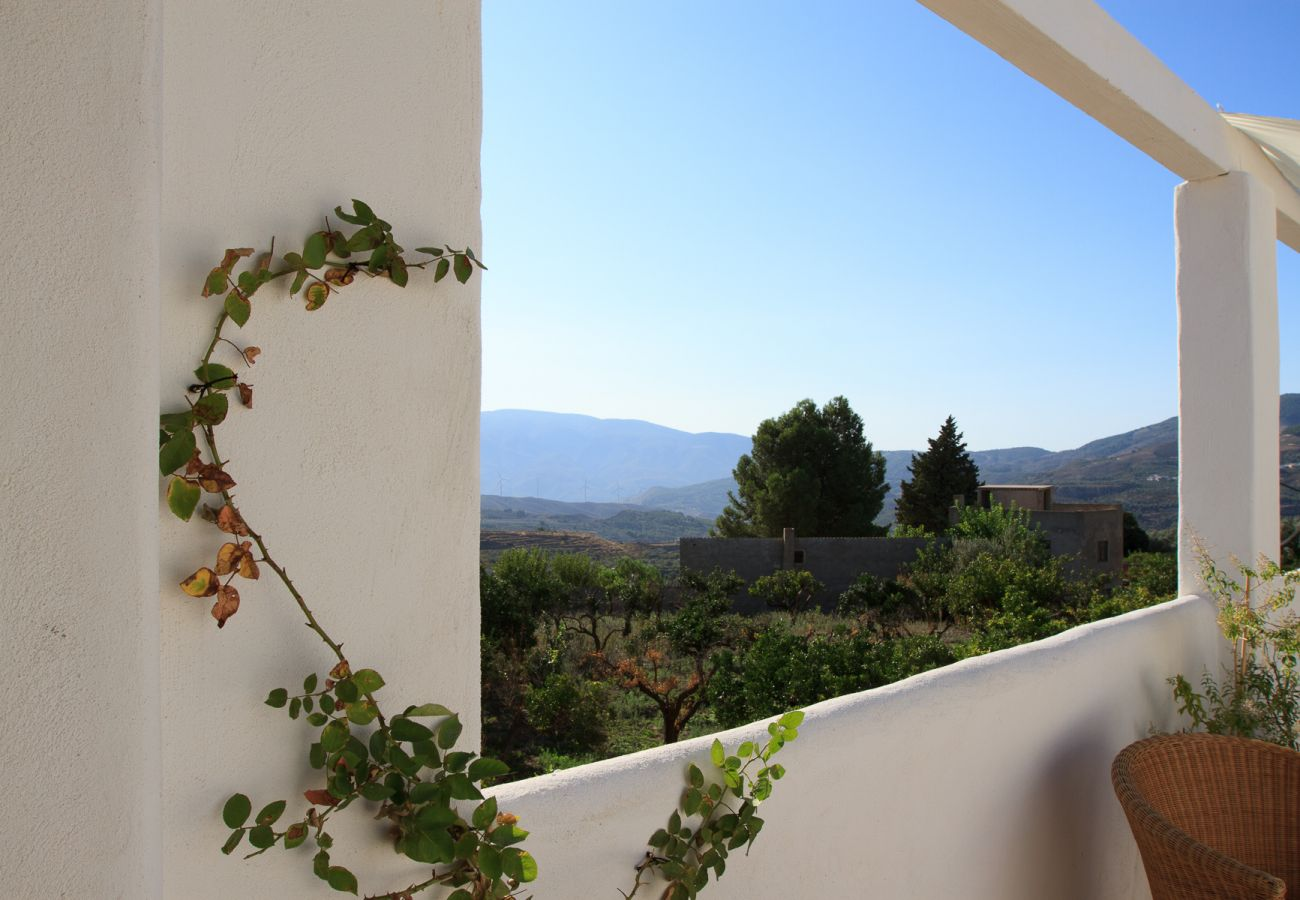 Chalet in Chite - El Limon - Unique townhouse in authentic Andalusia