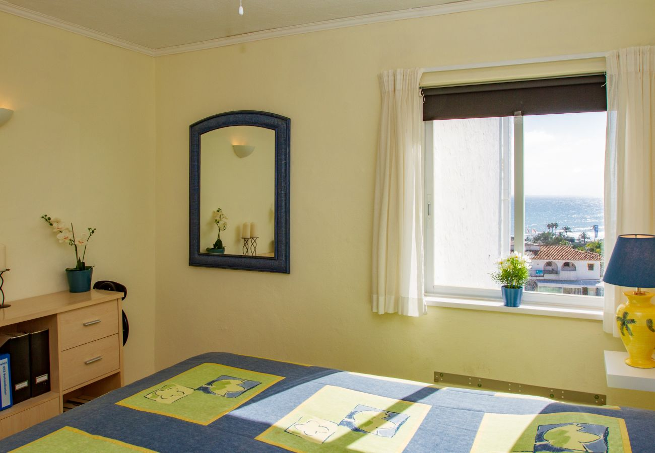 Apartment in Mijas Costa - Riviera Playa - Costa del Sol - Charming apartment with Sea View