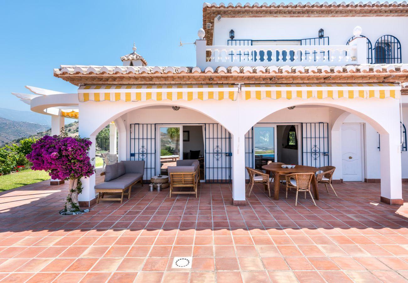 Villa in Algarrobo - Casa Torrecilla