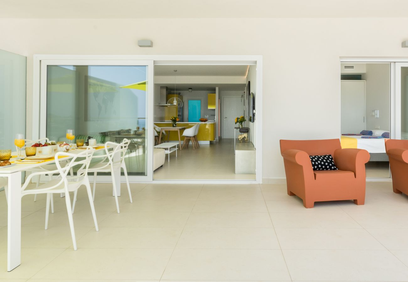 Apartment in Benalmadena - Hill Collections, El Higueron - Exclusive apartment with Sea View