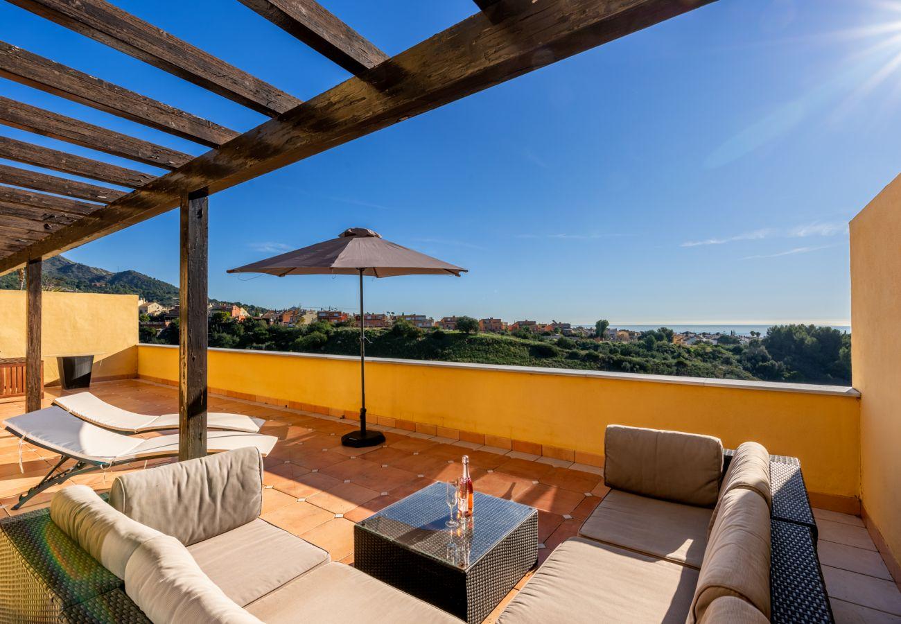 Apartment in Marbella - Sierra Blanca, Marbella - Exclusive Luxury Scandinavian decorated