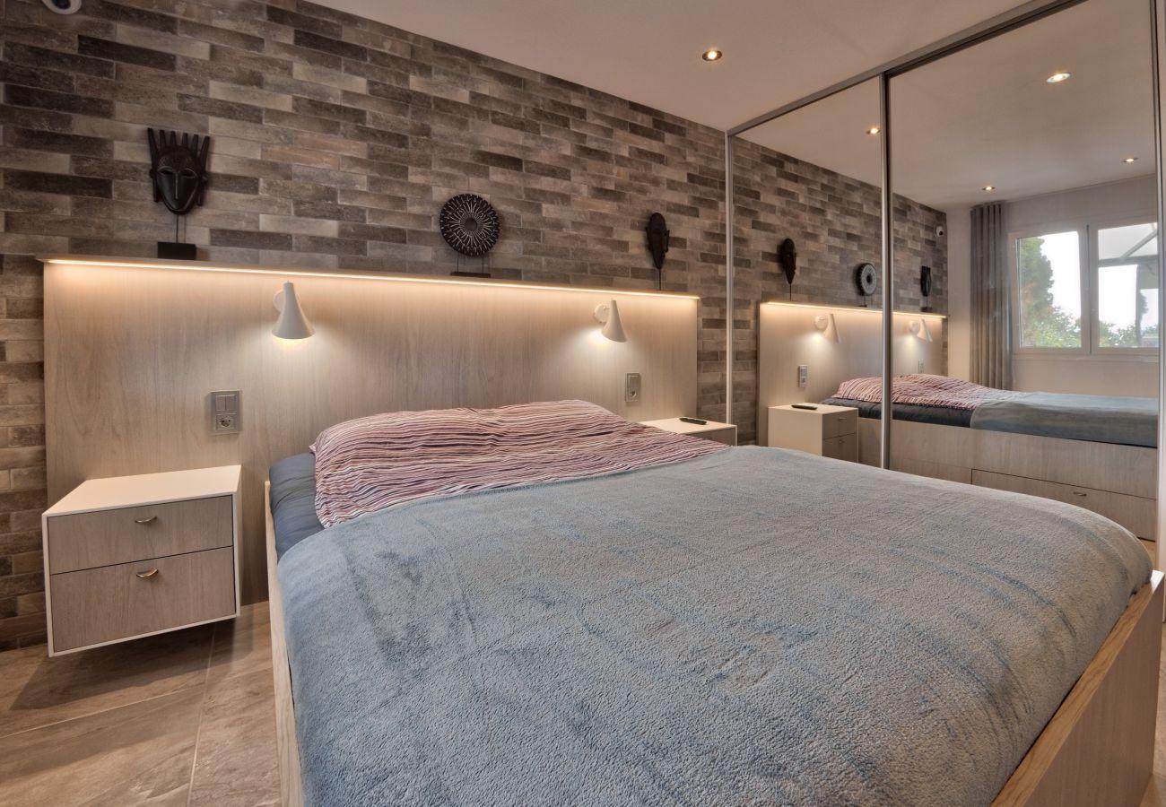 Apartment in Benalmadena - Cedro, Reserva del Higueron - Perfect for