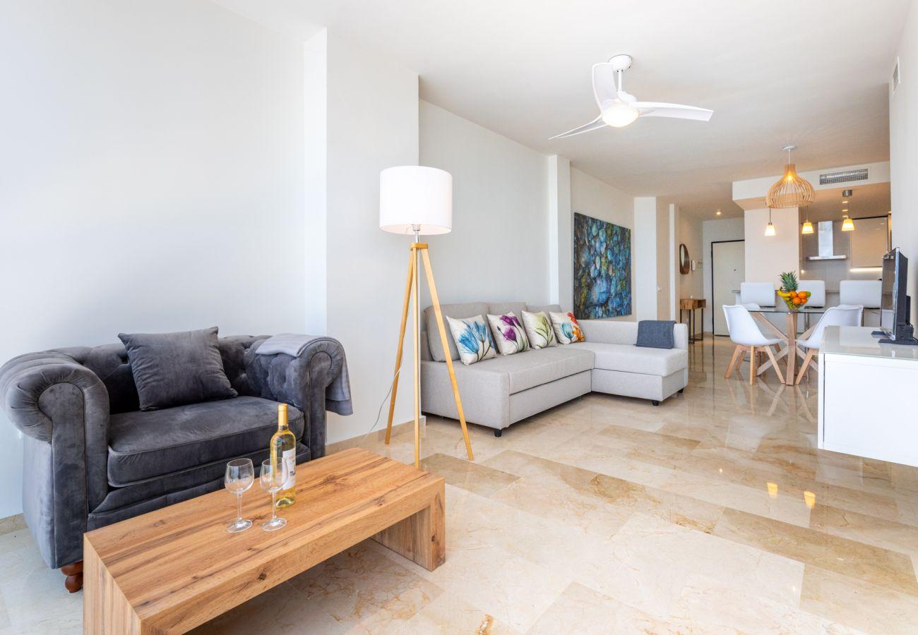 Apartment in Fuengirola - Torreblanca del Sol