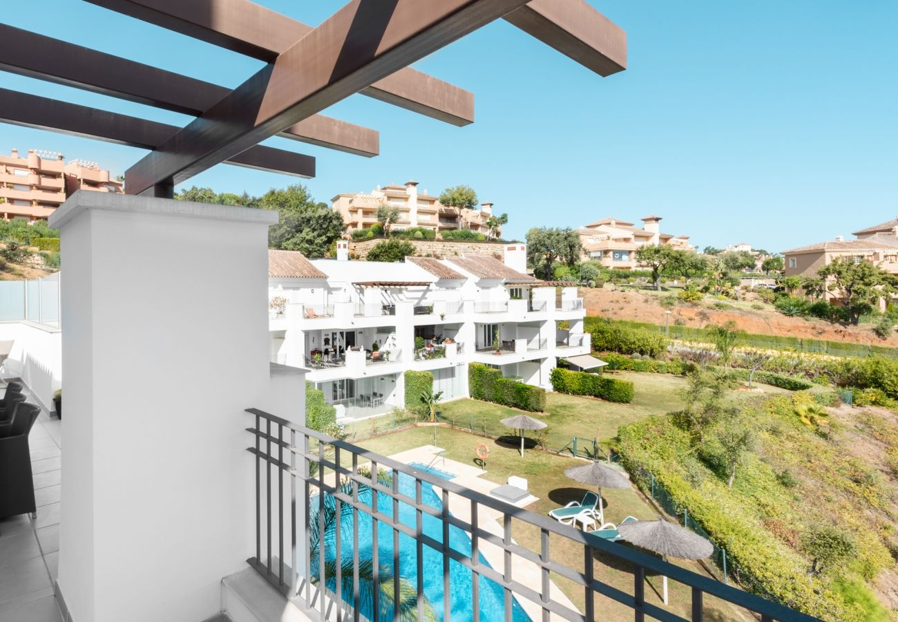 Apartment in Ojen - Charming holiday home - La Floresta - Soto Golf - Marbella