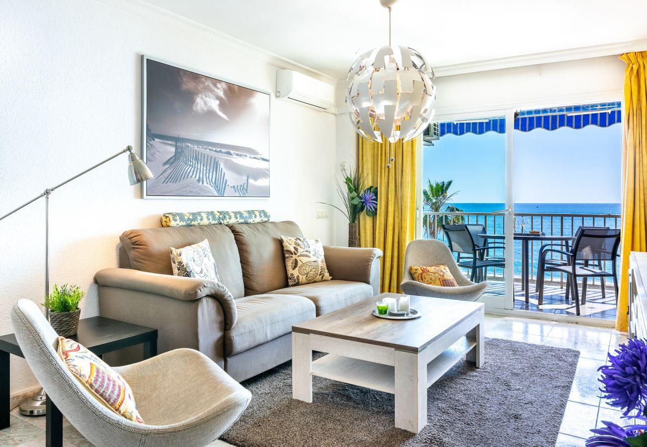Apartment in Fuengirola - Maritimo Fuengirola - Beach apartment first line
