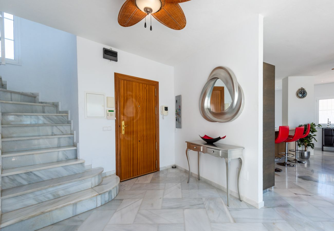 Villa in Mijas Pueblo - Casa Media Luna, Mijas