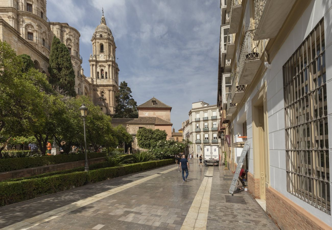 Apartment in Málaga - Tribuna - Suite Catedral